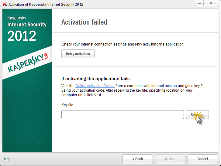 Kaspersky Internet Security 2012 + GANJiN Trial Reset